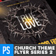 Church/Christian Themed Poster/Flyer Vol.2 - GraphicRiver Item for Sale