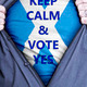 Scottish Businessman votes yes - PhotoDune Item for Sale