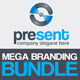 Present_Mega Branding Pack - GraphicRiver Item for Sale