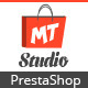 MT Studio : Fluid Responsive PrestaShop Theme  - ThemeForest Item for Sale