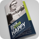 Happy - Multipurpose Trifold Brochure - GraphicRiver Item for Sale