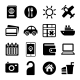 Travel Icons Set. - GraphicRiver Item for Sale