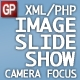 XML/PHP Image Slide Show - with Camera Focus Effect - ActiveDen Item for Sale