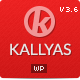 KALLYAS - Responsive Multi-Purpose WordPress Theme - ThemeForest Item for Sale