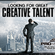 Creative Talent - GraphicRiver Item for Sale