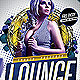 Lounge Event Party Flyer - GraphicRiver Item for Sale