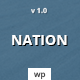 Nation Hotel - Responsive WordPress Theme - ThemeForest Item for Sale
