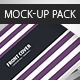 Standard Booklet Mock-Up Pack - GraphicRiver Item for Sale