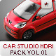 Car HDRI Studio Pack - 3DOcean Item for Sale
