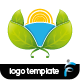 Natural Logo - GraphicRiver Item for Sale