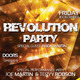 Revolution Party Flyer - GraphicRiver Item for Sale