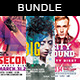 Party Flyer Bundle Vol. 10 - GraphicRiver Item for Sale