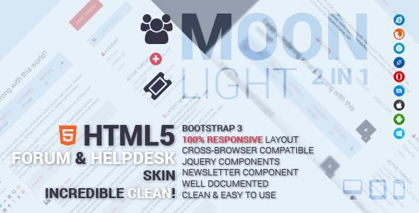 MoonLight Forum System - Wordpress Plugin - 6
