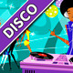 Luxury Nu Disco Theme