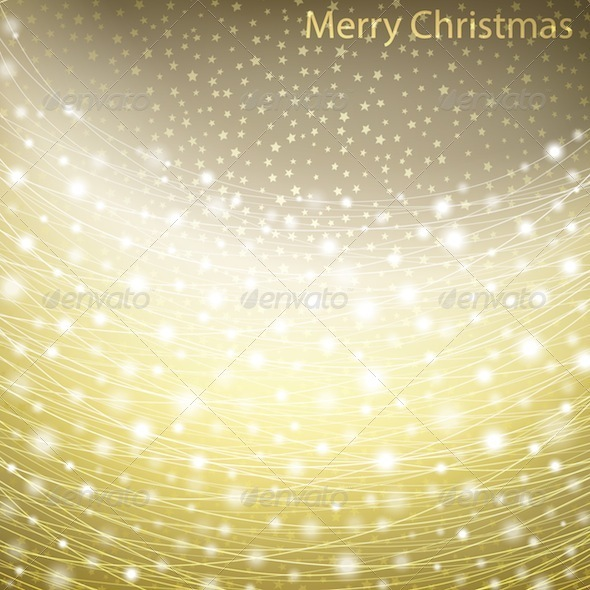 Graphic River Glowing Christmas Background Vectors -  Conceptual  Seasons/Holidays  Christmas 740966
