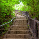 Stairway to forest, Erawan national park,Kanchanburi, Western of Thailand - PhotoDune Item for Sale