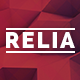 Relia - One Page Portfolio Muse Theme - ThemeForest Item for Sale