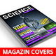 5 Magazine Covers | Vol.02 - GraphicRiver Item for Sale
