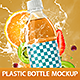 Plastic Bottle Mockup - GraphicRiver Item for Sale