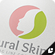 Natural Skincare Logo - GraphicRiver Item for Sale