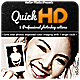 Quick HD - Photoshop Actions - GraphicRiver Item for Sale