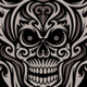 Ornate Winged Skull - GraphicRiver Item for Sale