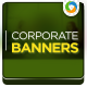 Corporate Banners Ad Set - GraphicRiver Item for Sale