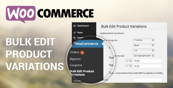 WooCommerce Quick Edit Products - 2