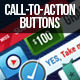 Premium Flat & Web 2.0 Style Call to Action Button - GraphicRiver Item for Sale