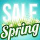 Spring Sale Design Set - GraphicRiver Item for Sale