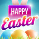 Easter Poster Design  - GraphicRiver Item for Sale