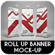 Roll Up Banner Mock-Up - GraphicRiver Item for Sale