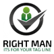 Right Man Logo - GraphicRiver Item for Sale
