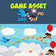 Bird Versus Pig - Game Asset - GraphicRiver Item for Sale