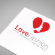 Love Fashion Logo Template - GraphicRiver Item for Sale