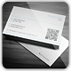 Minimal Corporate Business Card - GraphicRiver Item for Sale