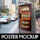 Poster MockUp-Vol.1  - GraphicRiver Item for Sale