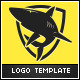 Shark Protect Logo Template - GraphicRiver Item for Sale