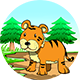 Tiger Hurdles - Game Html5 - CodeCanyon Item for Sale