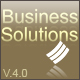 Business Solutions V 4.0 - ActiveDen Item for Sale