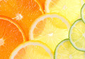 Slices of fresh citrus fruits - PhotoDune Item for Sale