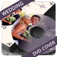 Minimal Wedding DVD Cover - GraphicRiver Item for Sale