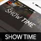 Show Time iPhone App - GraphicRiver Item for Sale