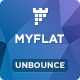 MYFLAT - Real Estate Unbounce Template - ThemeForest Item for Sale