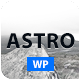 Astro - Responsive WordPress Blog Theme - ThemeForest Item for Sale