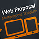 Web Proposal Template - GraphicRiver Item for Sale