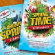 Spring Flyer Bundle - GraphicRiver Item for Sale