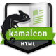Kamaleon Responsive vCard - HTML - ThemeForest Item for Sale