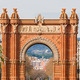 The Arch de Triumph in Barcelona, Spain. - PhotoDune Item for Sale