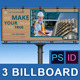 Real Estate Business Billboard | Volume 1 - GraphicRiver Item for Sale